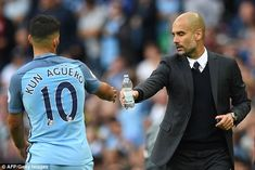 Pep hails star for helping City dominate