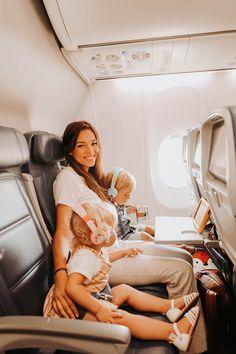 Lifesavers for plane