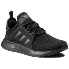 Zapatos adidas - X_Plr J Cblack/Cblack/Cblack Adidas Zx, Adidas Kids, Black Adidas, Navy Shoes, Green Shoes, Black Shoes, Clarks, Adidas Superstar, Tommy Hilfiger