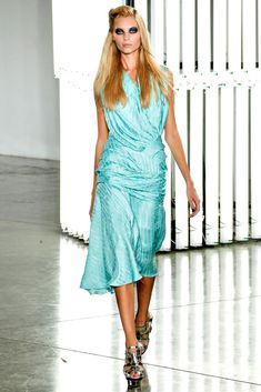 See the complete Rodarte Spring 2012 Ready-to-Wear collection.