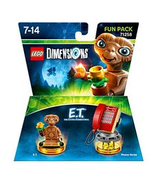 LEGO Dimensions, E.T., Fun Pack This item will be released on November 18, 2016.