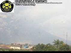 Volcanic activity worldwide 2 Feb 2014: Tungurahua, Sinabung, Kavachi