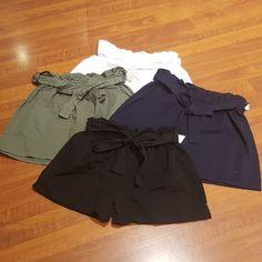 #shorts #cintura #vita alta#piu #colori #valeria #abbigliamento