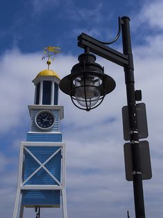 The Clock Tower, Halifax Harbour