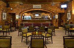Whistlers Bar