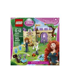 Build your own fairy tale with Disney Princess LEGOs.