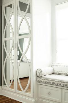 Custom BuiltIn Detail  Design Detail  Architectural Details  Transitional by Karen B Wolf Interiors