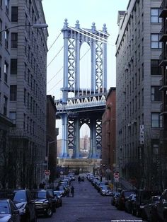 "DUMBO ""Down Under the Manhattan Bridge Overpass"")"