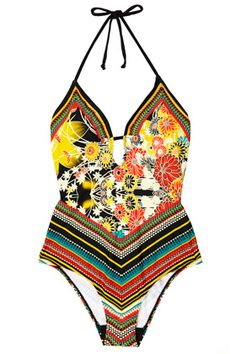 I love the print! If I have this, I would wear it in a heartbeat... As long as its dark outside! LOL!!