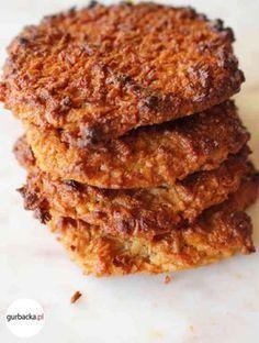 dietetyczne kokosanki Healthy Cake, Healthy Recipes, Polish Recipes, Healthy Sides, Sweet Recipes, Ale, Good Food, Pork, Sweets