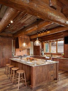 All-Time Favorite Rustic Kitchen