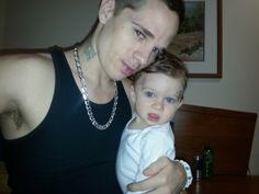 my boys My Boys, Pearl Necklace, Jewelry, String Of Pearls, My Children, Jewlery, Beaded Necklace, Bijoux, Schmuck