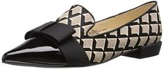 Nine West Women's Thunder Pony Ballet Flat, Grey Multi/Black, 6.5 M US Nine West http://smile.amazon.com/dp/B014C4E7PI/ref=cm_sw_r_pi_dp_u.ZXwb0DFXJ08
