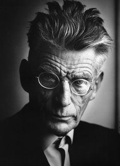 Samuel Beckett – Irish avant-garde novelist, playwright, theater director, and poet. Samuel Beckett, James Joyce, Writers And Poets, Book Writer, Playwright, Interesting Faces, Famous Faces, Famous People, Portrait Photography