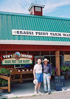 Grassi Point Farm, Royston (Comox Valley) Discovery Island, Sunshine Coast, Vancouver Island, Farms, Canada, Travel, Homesteads