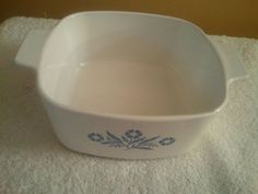 Corning Ware Blue Cornflower Casserole Dish 15 Quart A1 12B Without Lid >>> You can find out more details at the link of the image.