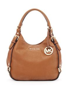 V15F9 MICHAEL Michael Kors  Bedford Medium Shoulder Tote Bag
