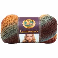 Lion Brand Landscapes Yarn