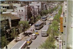 「ちょっと昔の沖縄 国際通りを行くバス」の画像 - オニャンコポンな絵葉書たち - Yahoo!ブログ