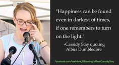 J.K. Rowling Wrote A Letter As Dumbledore To 15-Year-Old Sole Survivor Of Texas Mass Shooting
