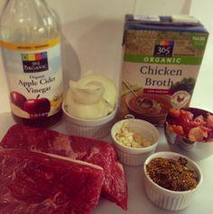 Slow cooker recipes on Pinterest | Crockpot, Crock Pot and Bbq Chicken ...