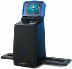 Vupoint Solutions 35mm Negatives/Slides Sd Card Scanner 2.4inch Tft 5 Mega Pixels Cmos Sensor