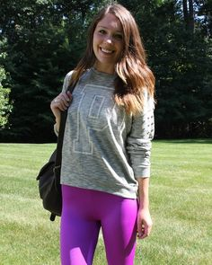 Style crush! See how our #CampusInfluencer Kate rocks @VSPINK's new fall must-haves. #PINKYourCampus #GetTheLook