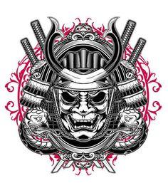 """Résultat de recherche d'images pour """"samurai masque ombre"""""""