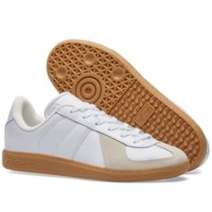 dbf3cf45c72c Buy the Adidas BW Army in White   Gum from leading mens fashion retailer  END. - only Fast shipping on all latest Adidas products.