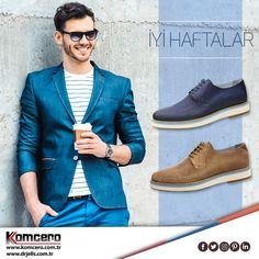Sıcak bir kahve ile haftaya keyifli bir başlangıç yapın... #Komcero #ayakkabı #trend #fashion #moda #AyağınızdakiEnerji