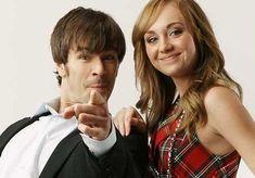 Amber Marshall et Graham Wardle