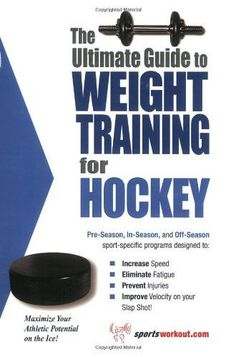 Ultimate Guide to Weight Training for Hockey « – The Library of Library User Group Hockey Workouts, Hockey Drills, Hockey Goalie, Field Hockey, Hockey Players, Hockey Room, Youth Hockey, Hockey Quotes, Goalie Quotes