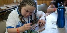 Leathercrafting for Kids Indianapolis, IN #Kids #Events