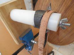 herramienta para sacar tientos varias anchura