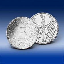 Komplett Set 1 Deutsche Mark 19501994 Deutsche Mark D