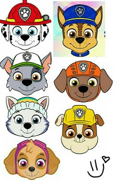 Paw Patrol, Bowser, Scooby Doo, Fictional Characters, Art, Boxes, Art Background, Kunst, Gcse Art