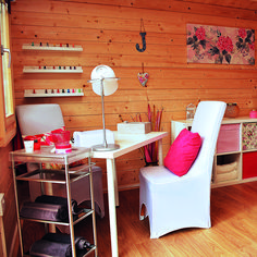 Nail salon, what would you use yours for?