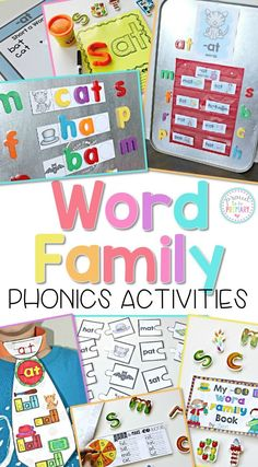 Phonics are fun with