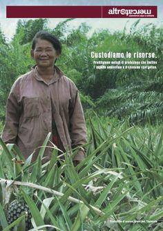 ---Marzo 2013--- Custodiamo le risorse. Prediligiamo metodi di produzione che limitino  l'impatto ambientale e il consumo energetico.