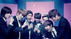 The boys of Infinite  #infinite #Kpop #music #Korea
