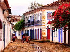 Ruas do Centro Historico