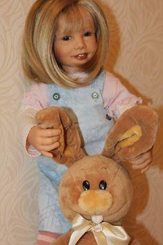 Rike doll by S. Frieske