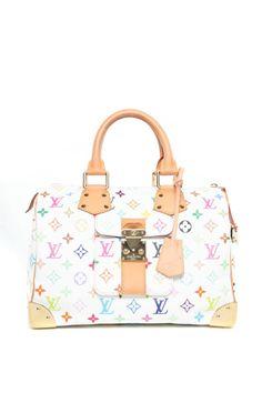 Louis Vuitton Multi Colour Speedy 30 from Madam Milan 64B Offline Sales on Brandsfever