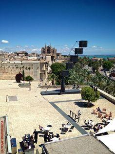 Es Baluard, Museu d'Art Modern i Contemporani de Palma - Mallorca, Spain