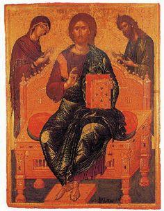 Spirit Soul, Holy Quotes, Orthodox Icons, Byzantine, Old Friends, Christ, Community, Painting, Byzantine Art
