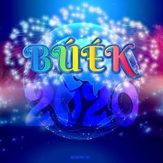 BÚÉK 2020 (animált GIF) - Megaport Media Share Pictures, Animated Gifs, Sendai, Happy New Year, Neon Signs, Humor, Funny, Humour, Funny Photos