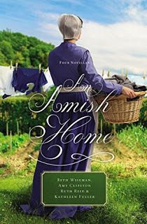 Maureen's Musings: An Amish Home: Four Novellas by Beth Wiseman, Amy ...