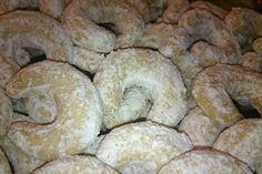 Vanillekipferl Bagel, Bread, Food, Food Food, Meal, Essen, Hoods, Breads, Meals