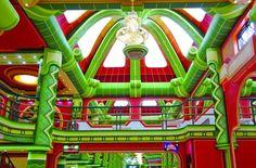 Interiors by Freddy Mamani Silvestre Bolivia i09