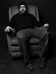 Paul Giamatti by Mark Abrahams